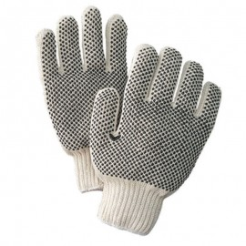 Dotted & Cotton gloves